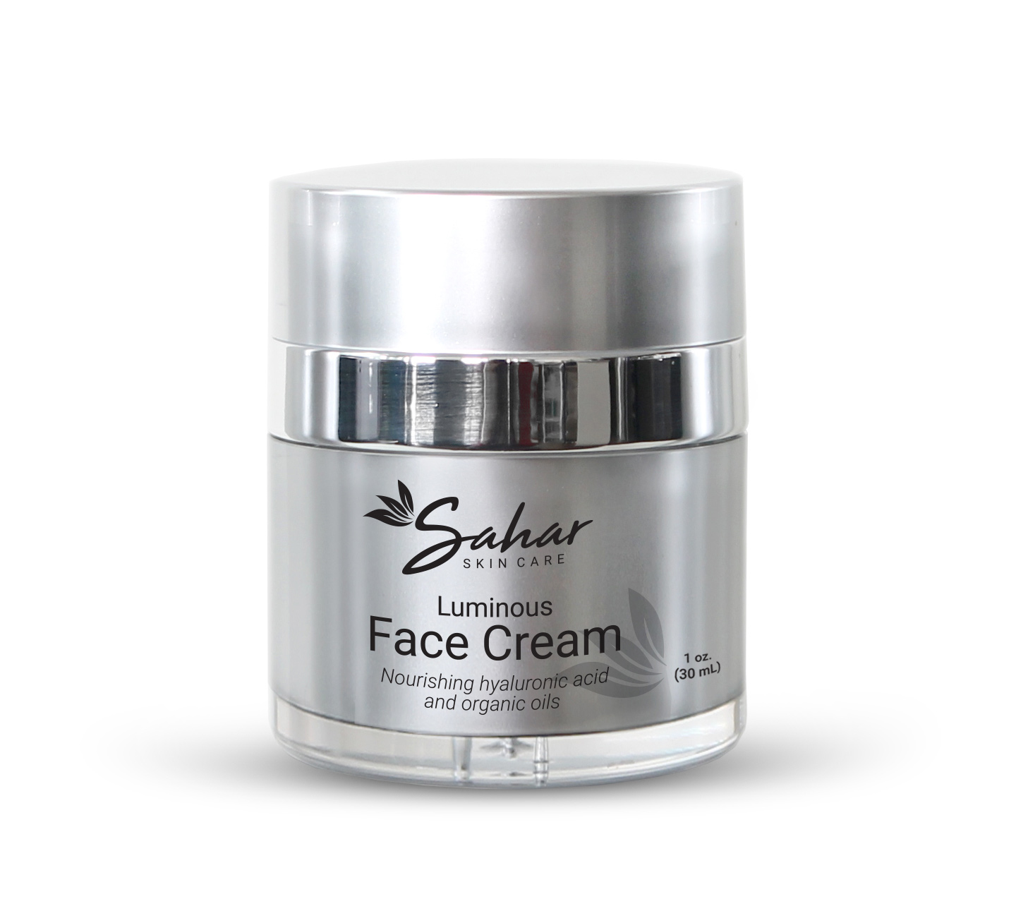 Sahar's Skin Care Luminous Face Cream